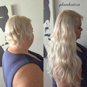 Glam Hair Studio offers high quality, affordable hair extensions London Ontario image 7
