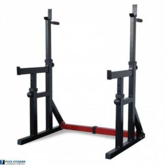 **BRAND NEW** L415SR Adjustable Squat Rack with a Max Weight