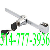 Cabinet Showcase Sliding Glass Door Lock