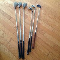 Wilson women's golf clubs