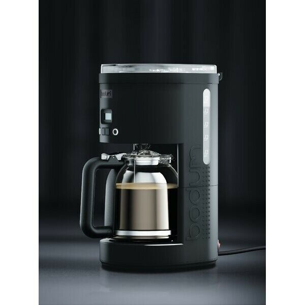 bistro 12 cup programmable coffee maker