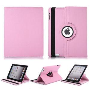 Pink PU Leather 360 Rotating Case Cover for Ipad Mini 1 2 3 New Regina Regina Area image 9