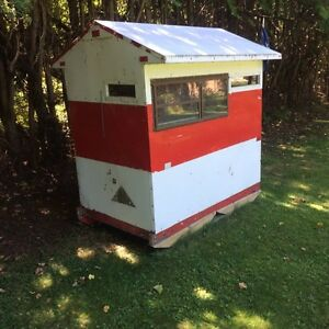 Ice hut kijiji free classifieds in ontario find a job for Ice fishing huts for sale