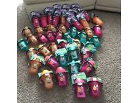 carboot / car boot job lot of brand new TOMMEE TIPPEE bottles ideal for resale