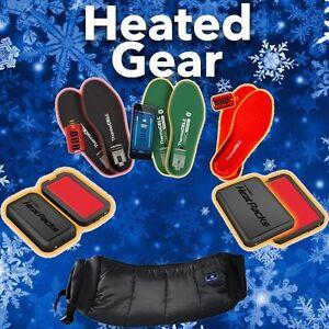 Heated gear!