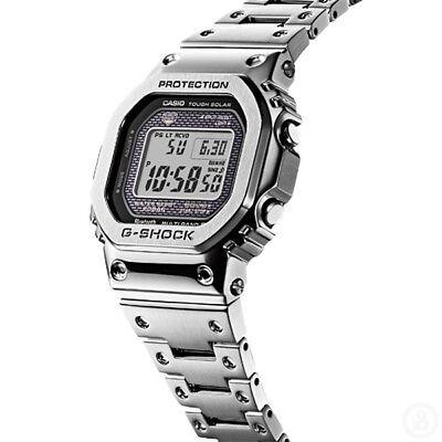 2b17c63ae437 GMW-B5000D-1 CASIO G-SHOCK Full Metal Bluetooth Watch GShock Made in Japan