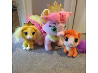 Palace pets teddy bundle.