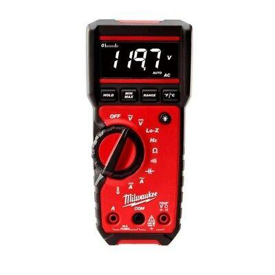 Digital Multimeter Electrical Tester Multi Test Meter Clamp 600 Voltage 10 Amp