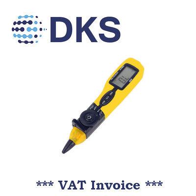 Axiomet Ax-pdm01 Digital Multimeter Acdc Pen Type Meter 000543