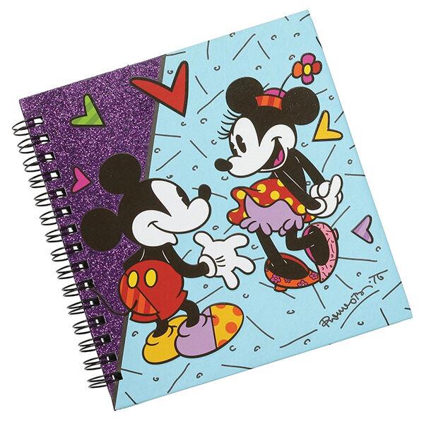 Mickey Minnie Notebook