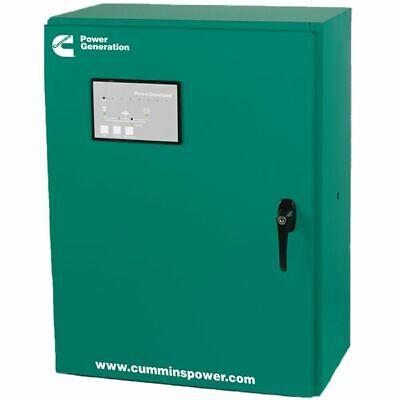 Cummins Otec400 - 400-amp Powercommandreg Indoor Automatic Transfer Switch ...