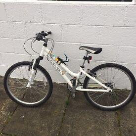 "Ridgeback Destiny girls 24"" bike"