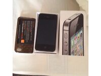 APPLE IPHONE 4S 16GB GOOD CONDITION FULLY BOXED