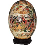 Japanese Porcelain Egg