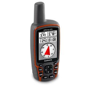Garmin Gpsmap 62s 62 S Handheld Gps Receiver 010-00868-01 Navigaror New