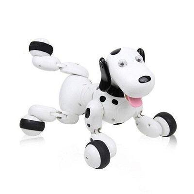 HappyCow Multipurpose Realistic 2.4Ghz Radio Remote Control Smart Dog RC Toys