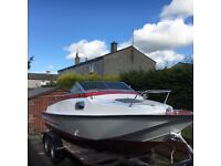 Tremlett 21 sportsman classic 70 s boat. Need it away as need room.