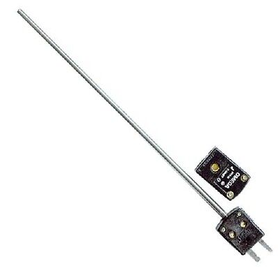 J Type Thermocouple Probe With Connector 22u013