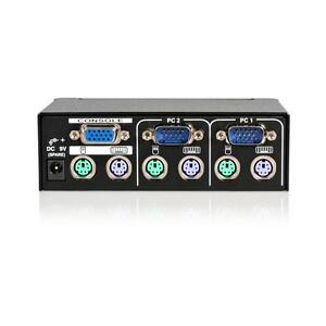 Startech SV231 - 2 Port Professional PS/2 KVM Switch & Cables London Ontario image 4