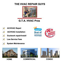AC/HVAC repair & Installation- Fast, Affordable!