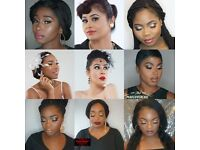 Professional Bridal & Party Makeup Artist