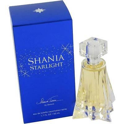Stetson Shania Twain Starlight 1.7oz Women's Perfume + now w/free gift