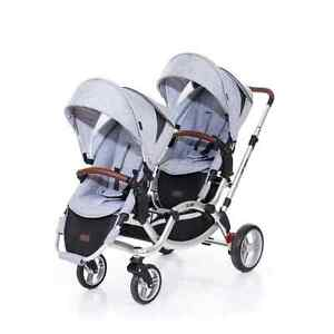 BRAND NEW ABC Design Zoom Double Pram Dandenong South Greater Dandenong Preview