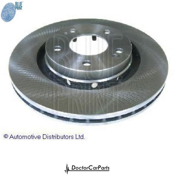 Blue Print ADC44392 Brake Disc Single