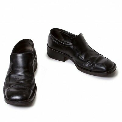 alfredoBANNISTER Leather shoes Size 40(US 7)(K-47149)