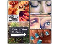 Amie's Hair and Beauty home salon