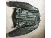 Frank Thomas Ladies leather jacket