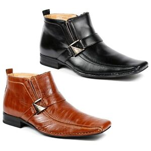delli aldo s square toe dress ankle boots shoes w