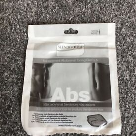 Slendertone Replacement Abs Gell Pads, brand new, original. I have 4 replacement pads. £8.00 each