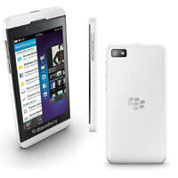 Blackberry Z10 White 16 GB Factory Unlocked (New with Box)