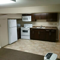 Waterloo Bachelor apartment in quiet buding available now