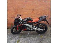Derbi 50cc Motorbike Scrambler Scooter Moped Aprilia