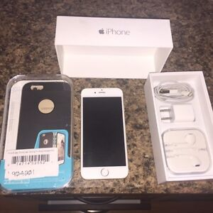 Bell - iPhone 6s 16 GB, white