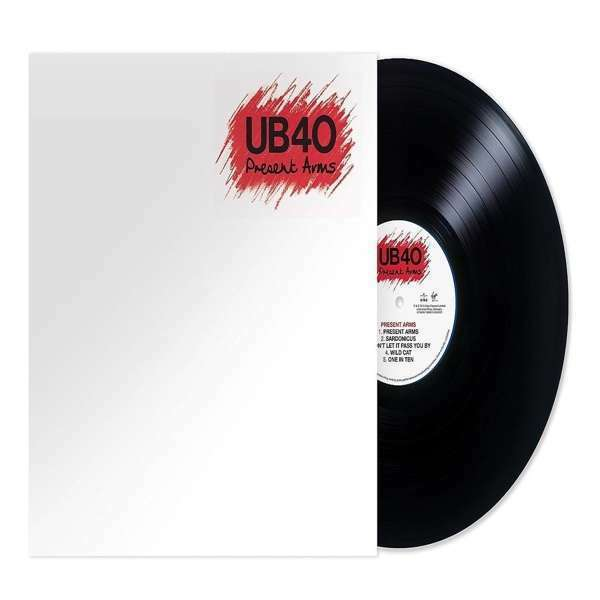 "UB40 - Present Arms (2x12"" Vinyl LP,  Back To Black, + MP3 Code) NEU+OVP!"