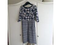 Fabulous White stuff size 10 dress rrp £65