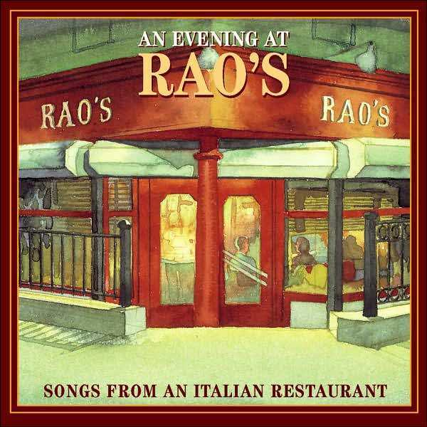 EVENING AT RAO'S / VARIOUS : EVENING AT RAO'S / VARIOUS (CD) sealed