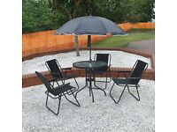 6 Piece Garden Patio Furniture Set (CLEARANCE PRICE)