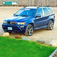 ***MINT CONDITION***2004 BMW X5 V8 4.4i***BEST OFFER***TRADES***
