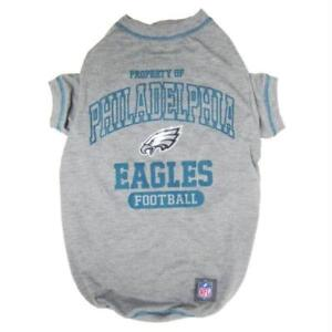 Philadelphia Eagles Pets First Officially Licensed NFL Dog Pet Tee ... 006d6f186