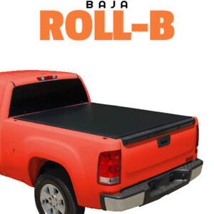 Roll Up Tonneau Cover