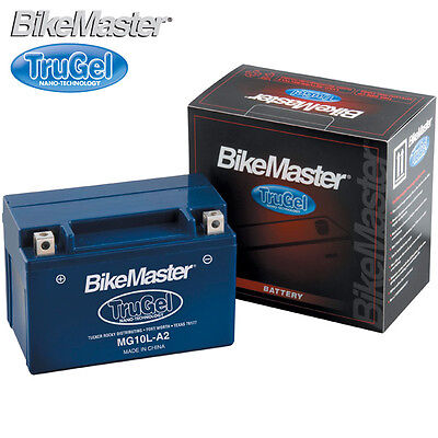 Bikemaster Trugel Motorcycle Battery08 09 Ducati 989 Desmos