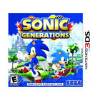 Nintendo 3DS Sonic Generations Video Games