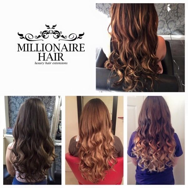 199 Full Head Salon Fitted Indian Remy Micro Loops Hair Extensions