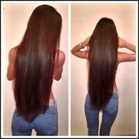 ~HAIR EXTENSIONS INSTALLATION~ Tape in ~ Clip ins (from $255)