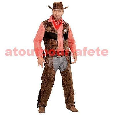 - Kostüm De Cowboy Adulte