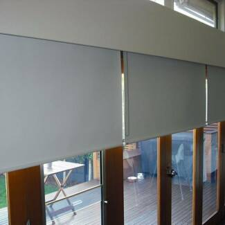 House lots of blockout roller blinds and Canvas blinds,Frankston Frankston Frankston Area Preview